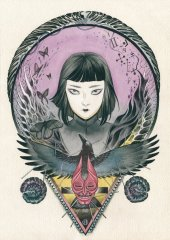 Blackwood: The Mourning After #3 Cover B Momoko
