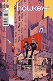 All-New Hawkeye #3 Wu Variant