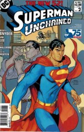 Superman Unchained #2 Modern Age Variant
