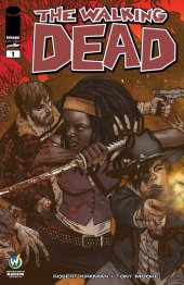 The Walking Dead #1 Wizard World Comic Con Indianapolis Variant