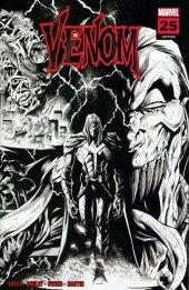 Venom #25 3rd Printing Stegman Sketch Variant