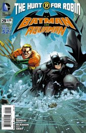 Batman and Robin #29
