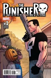 The Punisher Annual #1 B Variant