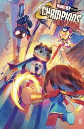 Champions #1 Rian Gonzales Variant