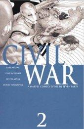 Civil War #2 Third Print