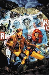 X-Men #7 Unknown Comic Books Virgin Variant Edition