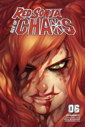 Red Sonja: Age of Chaos #6 FOC Variant - Hetrick