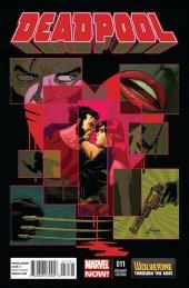 Deadpool #11 Wolverine Variant