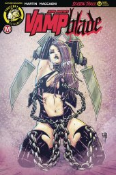 Vampblade: Season 3 #12 Cover C Brao