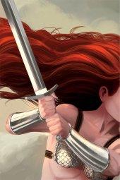 Red Sonja #18 40 Copy Bob Q Virgin Incentive
