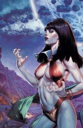 Vampirella / Dejah Thoris #1 Jay Anacleto Variant B