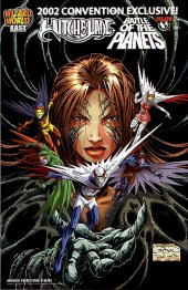 Witchblade #55 2002 Wizard World East Convention Variant