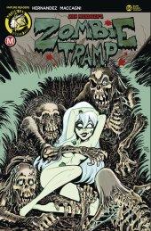 Zombie Tramp #66 Cover C Baugh Variant
