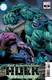 The Immortal Hulk #15 3rd Printing