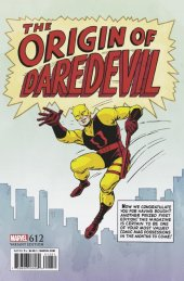 Daredevil #612 1:200 Incentive - Everett Remastered Variant