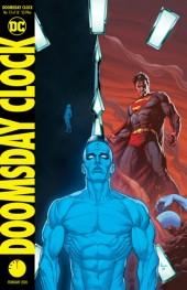 Doomsday Clock #12 Variant Edition