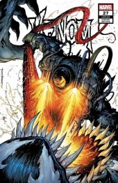 Venom #27 Tyler Kirkham Secret Variant A