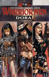 Warrior Nun: Dora #1 Timeless