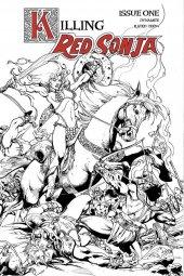 Killing Red Sonja #1 1:7 Incentive
