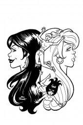 Red Sonja & Vampirella Meet Betty & Veronica #10 1:11 Incentive