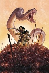 Cimmerian: Queen of the Black Coast #1 Cover D