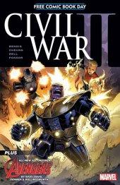 free comic book day 2016: civil war ii #1