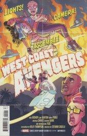 West Coast Avengers #2 Tony Fleecs Variant