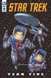 Star Trek: Year Five #8 Original Cover
