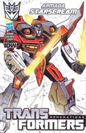 The Transformers: Dark Cybertron #1 Cover Hasbro