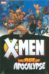 X-Men: Age of Apocalypse Omnibus HC DM Variant Edition