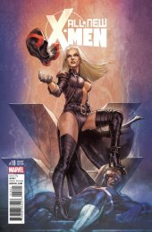 All-New X-Men #18 Roux Ivx Variant