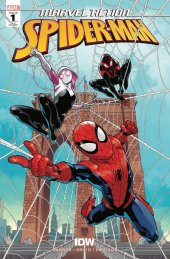 Marvel Action: Spider-Man #1 1:50 Incentive Variant