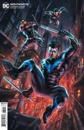 Nightwing #75 Variant Cover