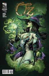 Grimm Fairy Tales Presents Oz #2