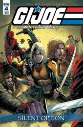 G.I. Joe: A Real American Hero - Silent Option #4