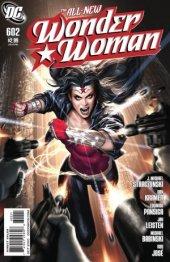 Wonder Woman #602 Variant Edition