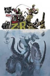 Zombies vs. Robots #5 Subscription Variant