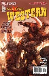 all-star western #2