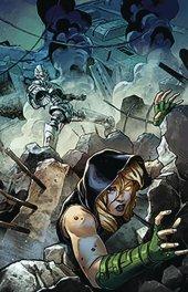 Robyn Hood: Vigilante #2 Cover D Coccolo