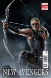 The New Avengers #21 Movie Variant