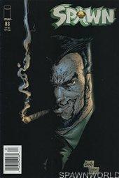 Spawn #83 Newsstand Edition