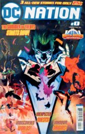 DC Nation #0 Hall of Justice Comics & Collectibles Exclusive Variant