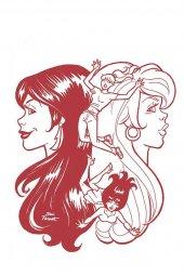 Red Sonja & Vampirella Meet Betty & Veronica #10 1:15 Incentive