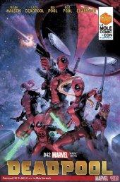 Deadpool #42 La Mole Comic Con Variant