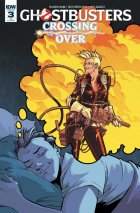 Ghostbusters: Crossing Over #3 1:10 Incentive Variant
