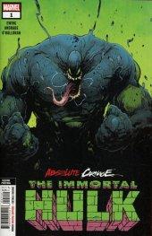 Absolute Carnage: Immortal Hulk #1 2nd Printing