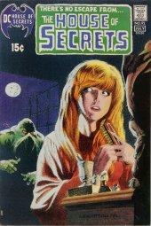 House of Secrets #92 Original Cover