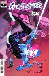 Ghost-Spider #5 Mahmud Asrar 2020 Variant