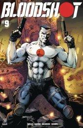 Bloodshot #9 Cover C Metcalf