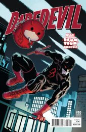 Daredevil #10 Mcguinness Tsum Tsum Variant